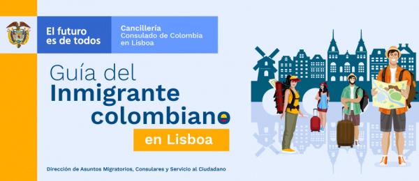 Guía del inmigrante colombiano